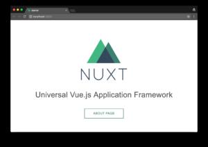 【Nuxt.js】Vue.js + SSR を利用したWebサイトコーディングの可能性